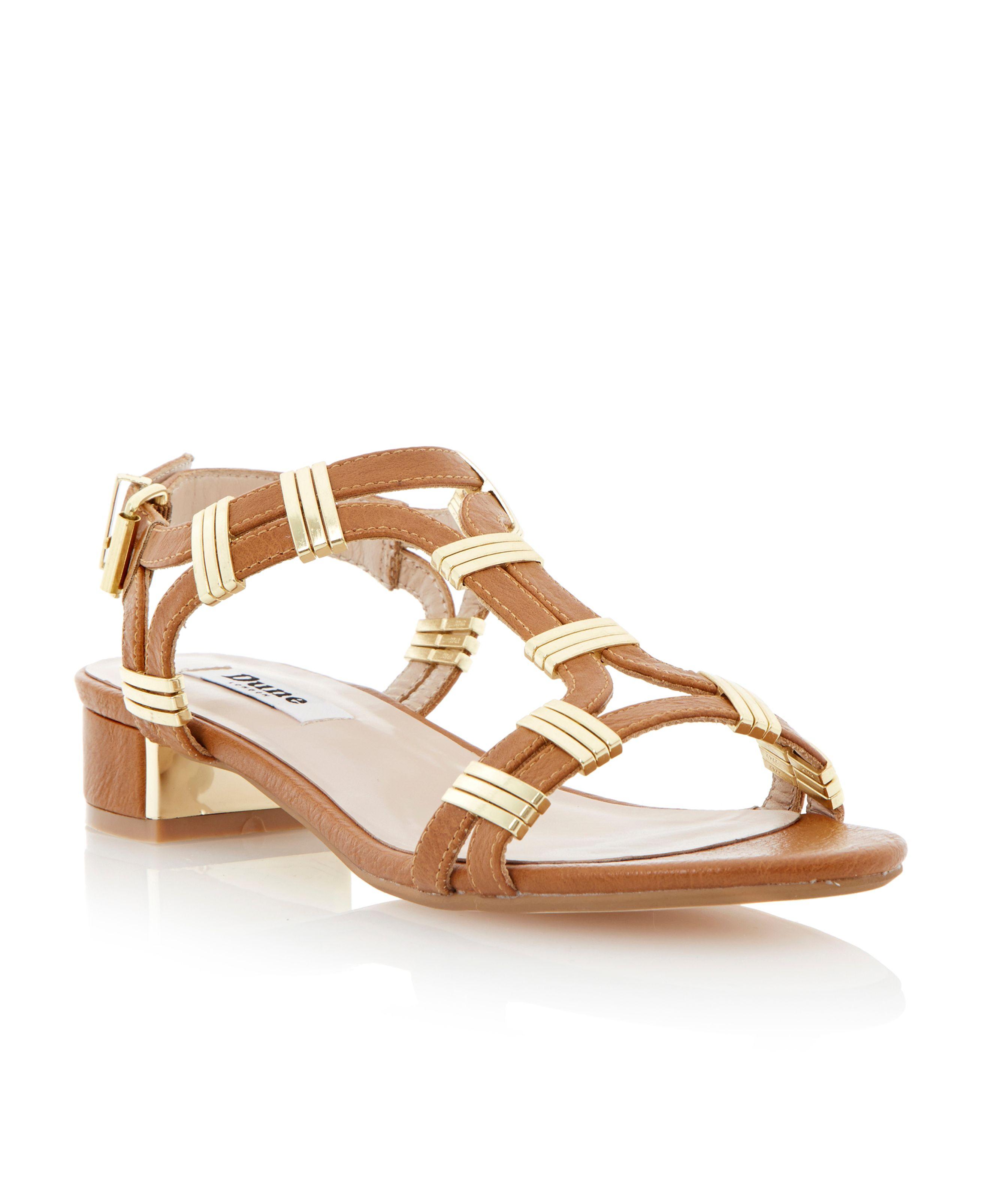 Womens Designer Block Heel Shoes