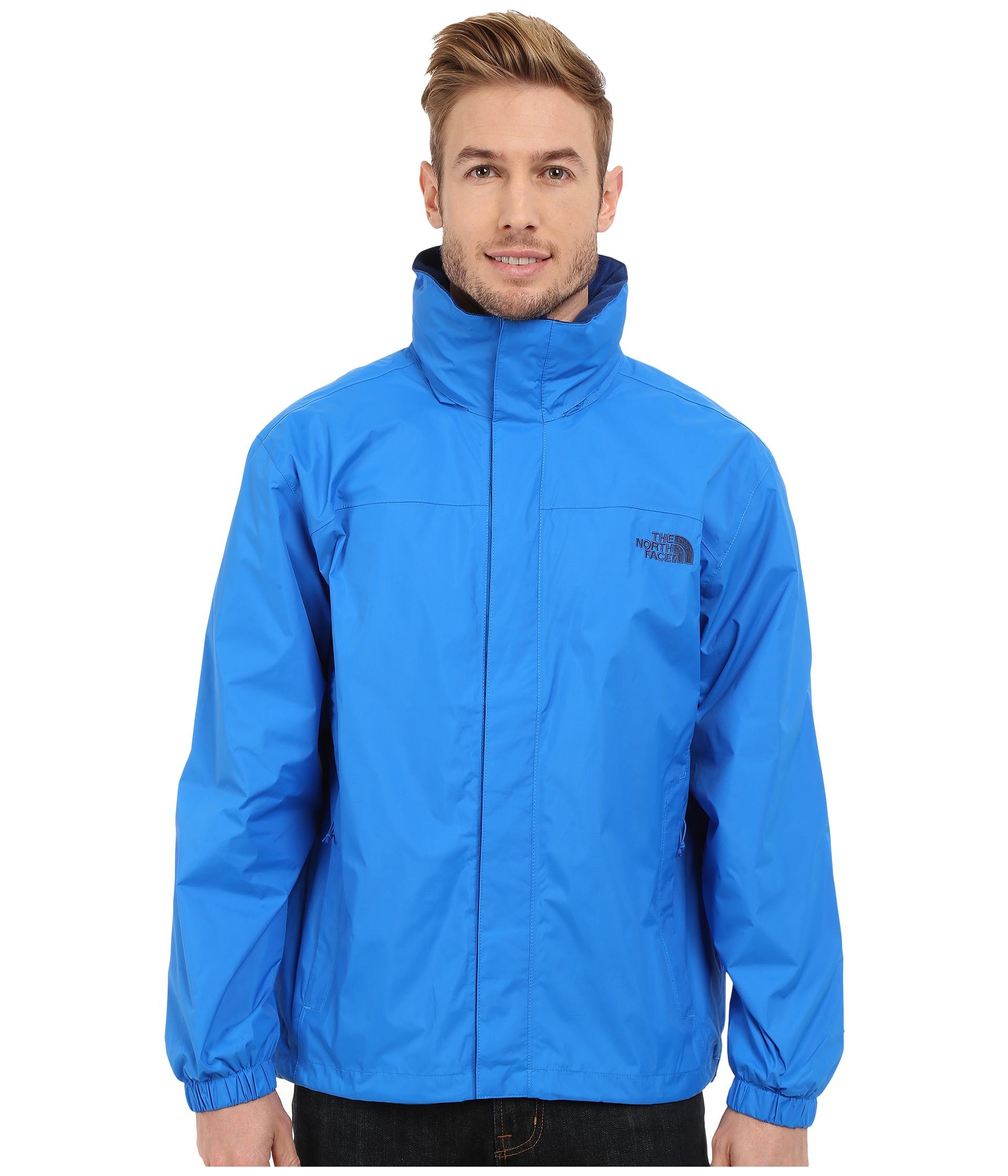 Mens jacket light blue - Gallery