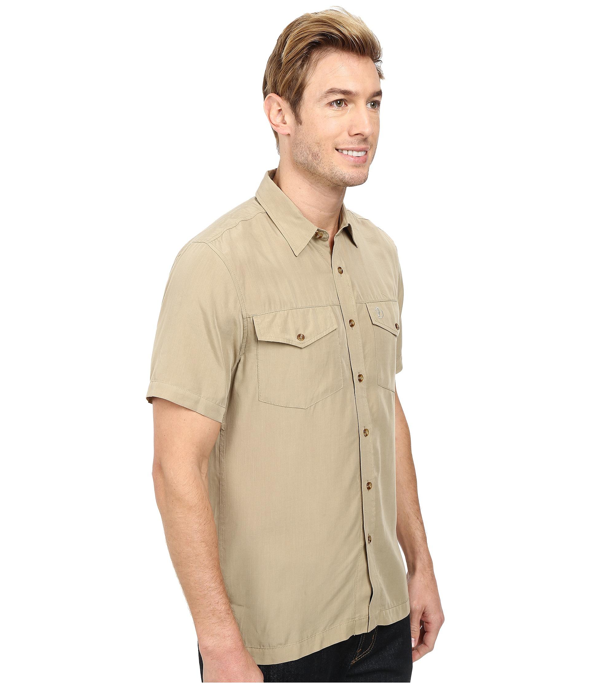 Neupreis verkauf usa online heiß-verkaufender Fachmann Abisko Vent Short Sleeve Shirt