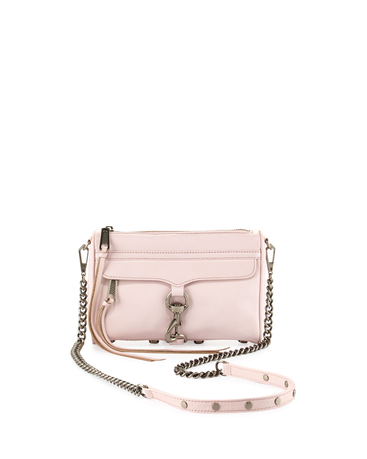 Pale Pink Crossbody Bag 116
