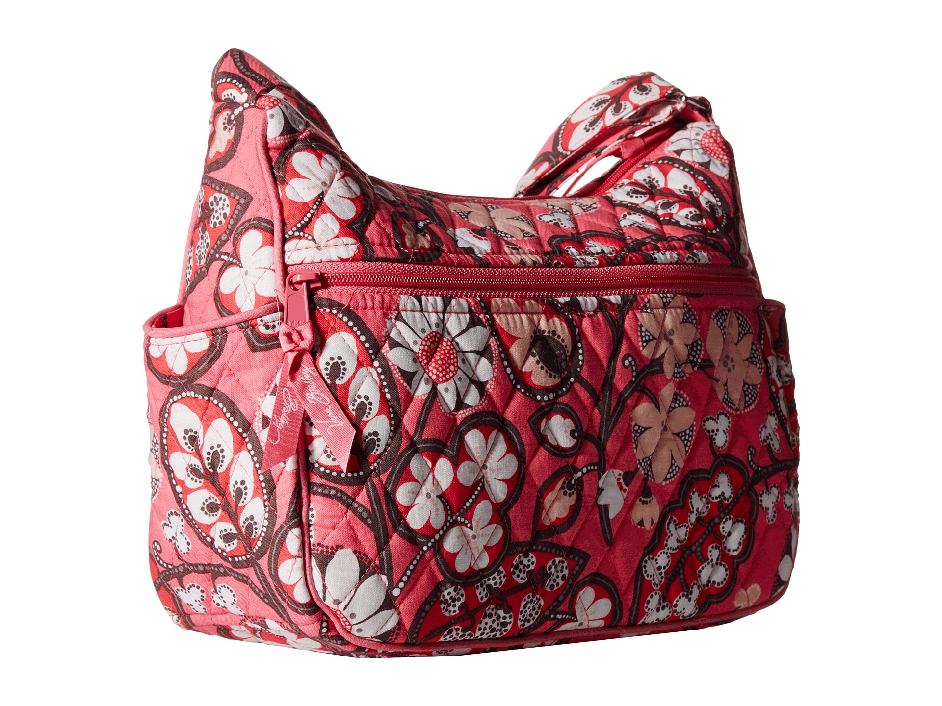 564f78dca1ae Lyst - Vera Bradley On The Go in Pink