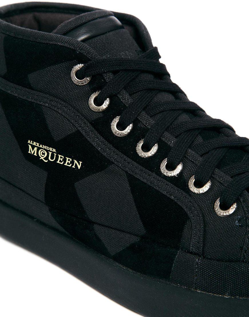 Alexander McQueen X Puma Rabble Mid