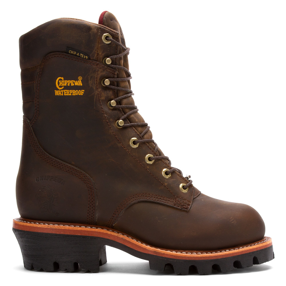 Lyst Chippewa 25405 9 Inch Insulated Logger St Eh Wp