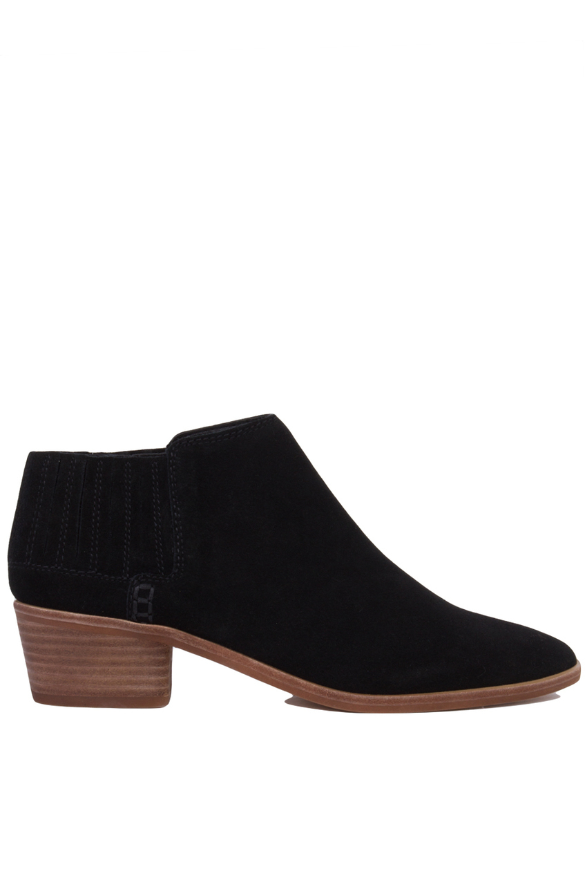 Ankle Boots / Booties Select a Category ( Lulus x Matisse Henry Black Suede Leather High Heel Ankle Booties $84 Madden Girl Fibi Black High Heel Ankle Booties $58 Lulus Kittie White Kitten Heel Pointed Toe Ankle Boots $45 Lulus Kittie Black Kitten Heel Pointed Toe Ankle Boots.