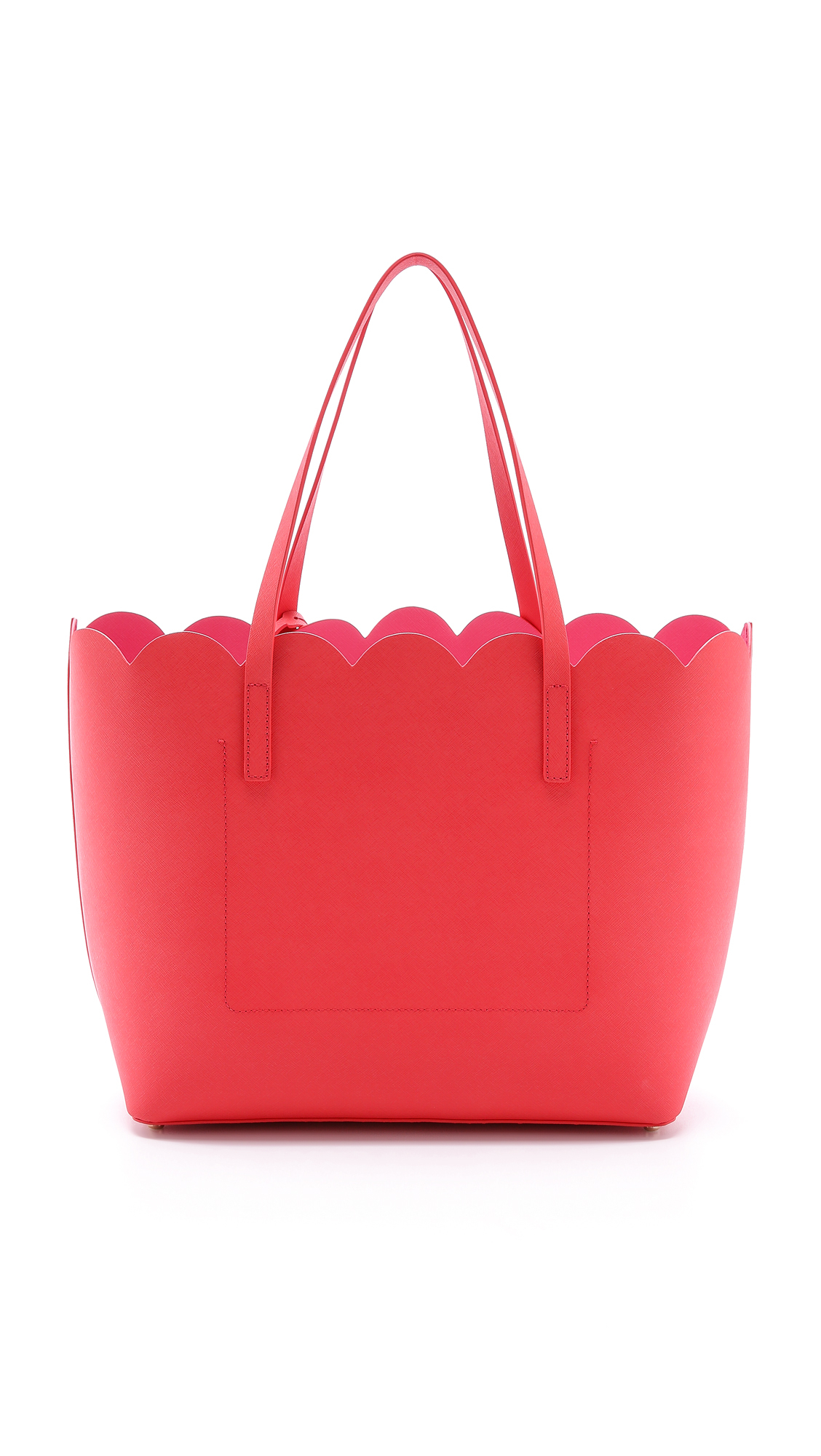 Kate Spade Lily Avenue Carrigan Tote - Island Deep/Fresh Air in Red