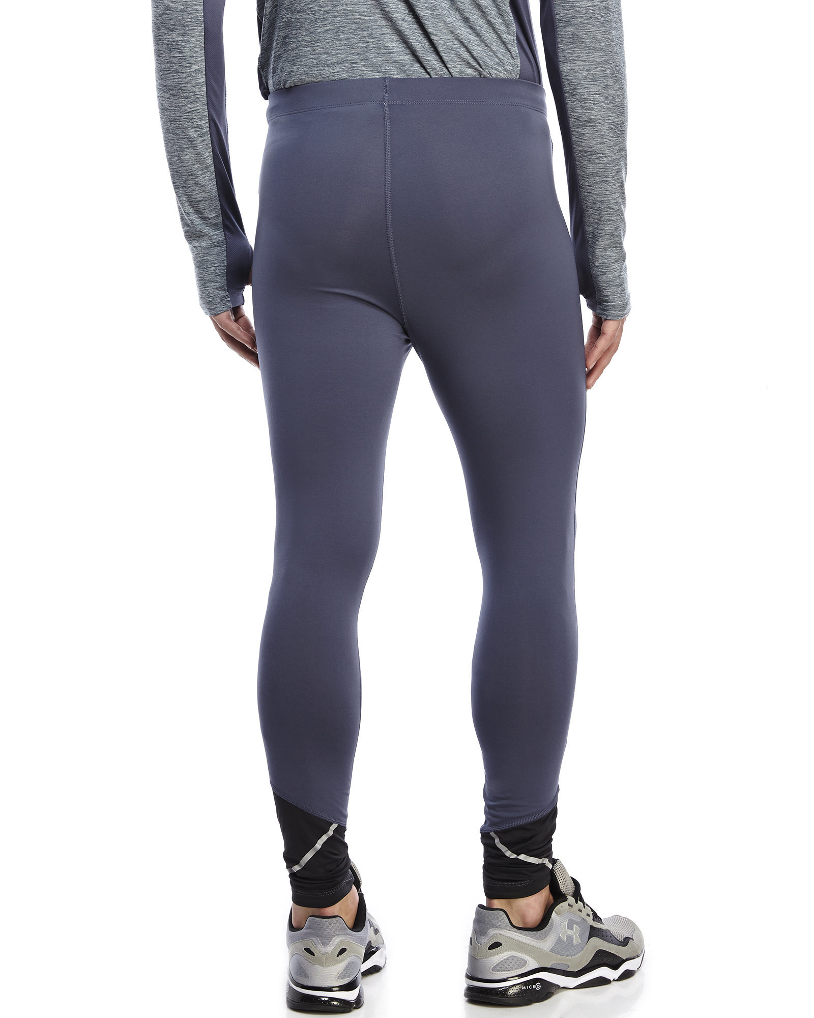 64a30b4a3e New Balance Blue Impact Running Tights for men