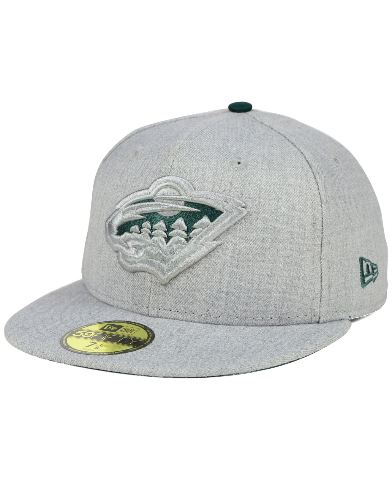 delicate colors great fit size 7 purchase minnesota wild 59fifty hat 5aed9 cf991