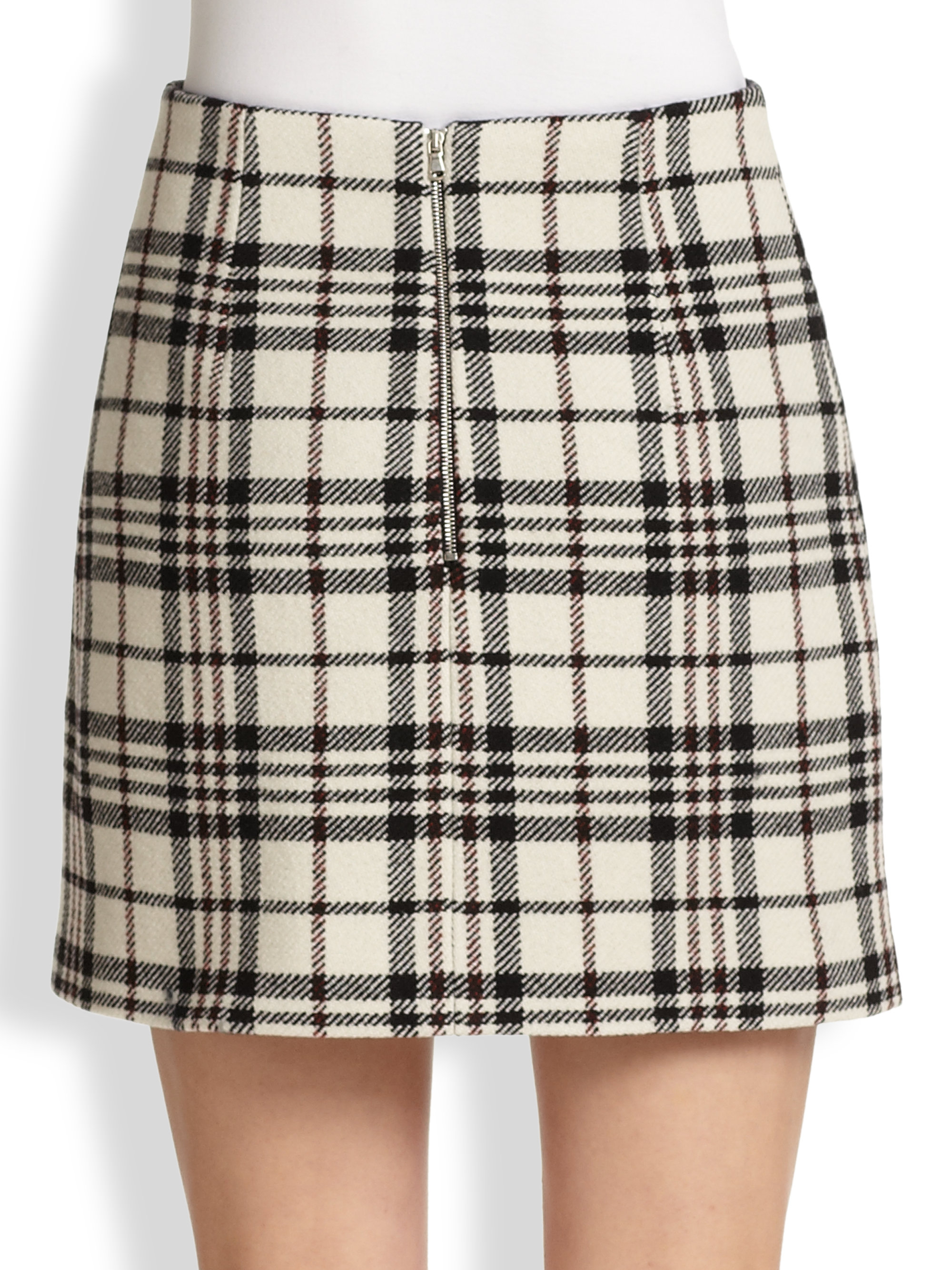 bfa94f919c3 Wholesale cheap schoolgirl plaid skirt brand -summer sexy red plaid pleated  mini skirt for women