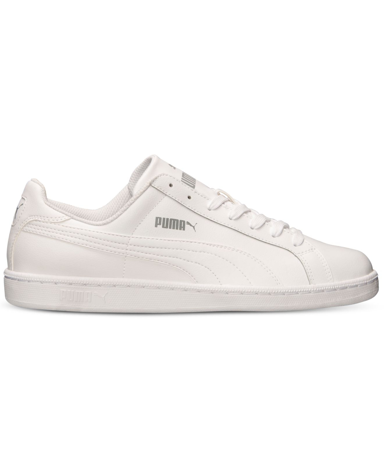 bf566e516079e7 Lyst - PUMA Men S Smash Leather Casual Sneakers From Finish Line in ...