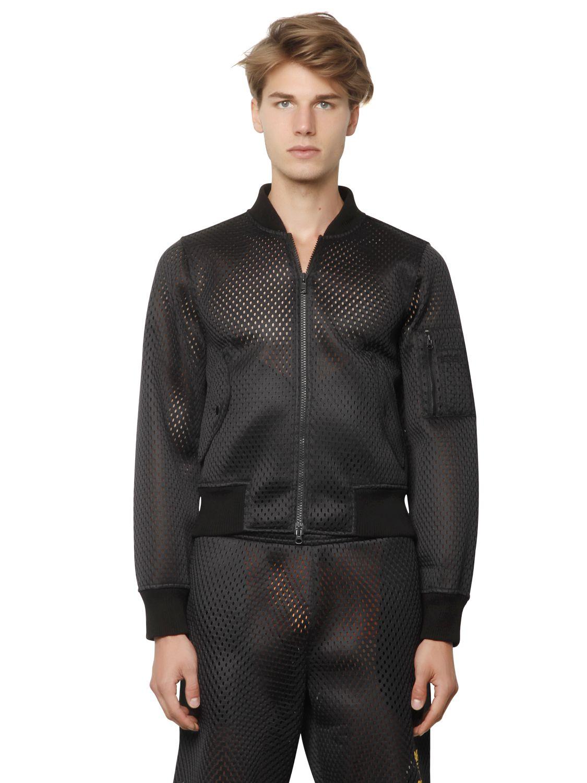 Lyst Jeremy Scott For Adidas Nyc Taxi Neoprene Mesh