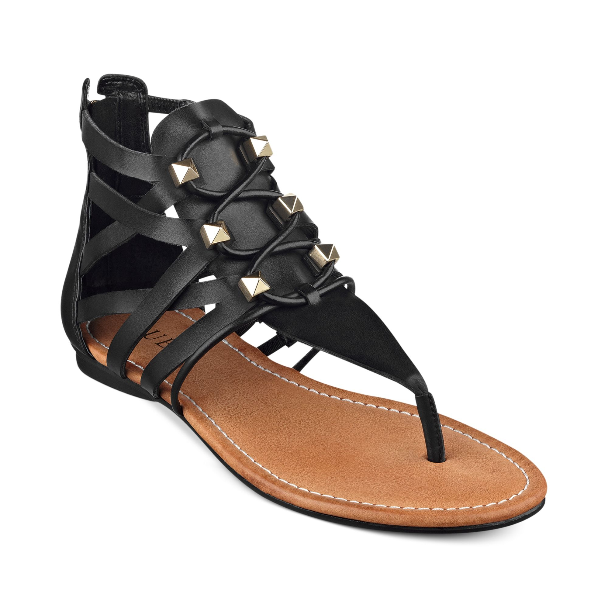 Black Wedge Sandals. Showing 48 of results that match your query. Search Product Result. Lydia Women's Open Toe Strappy Mid Wedge Heel Wood Decoration Buckle Shoes Sandals Black See Details. Product - Hotsoles Single Strap Women's Wedge Sandal in Black.