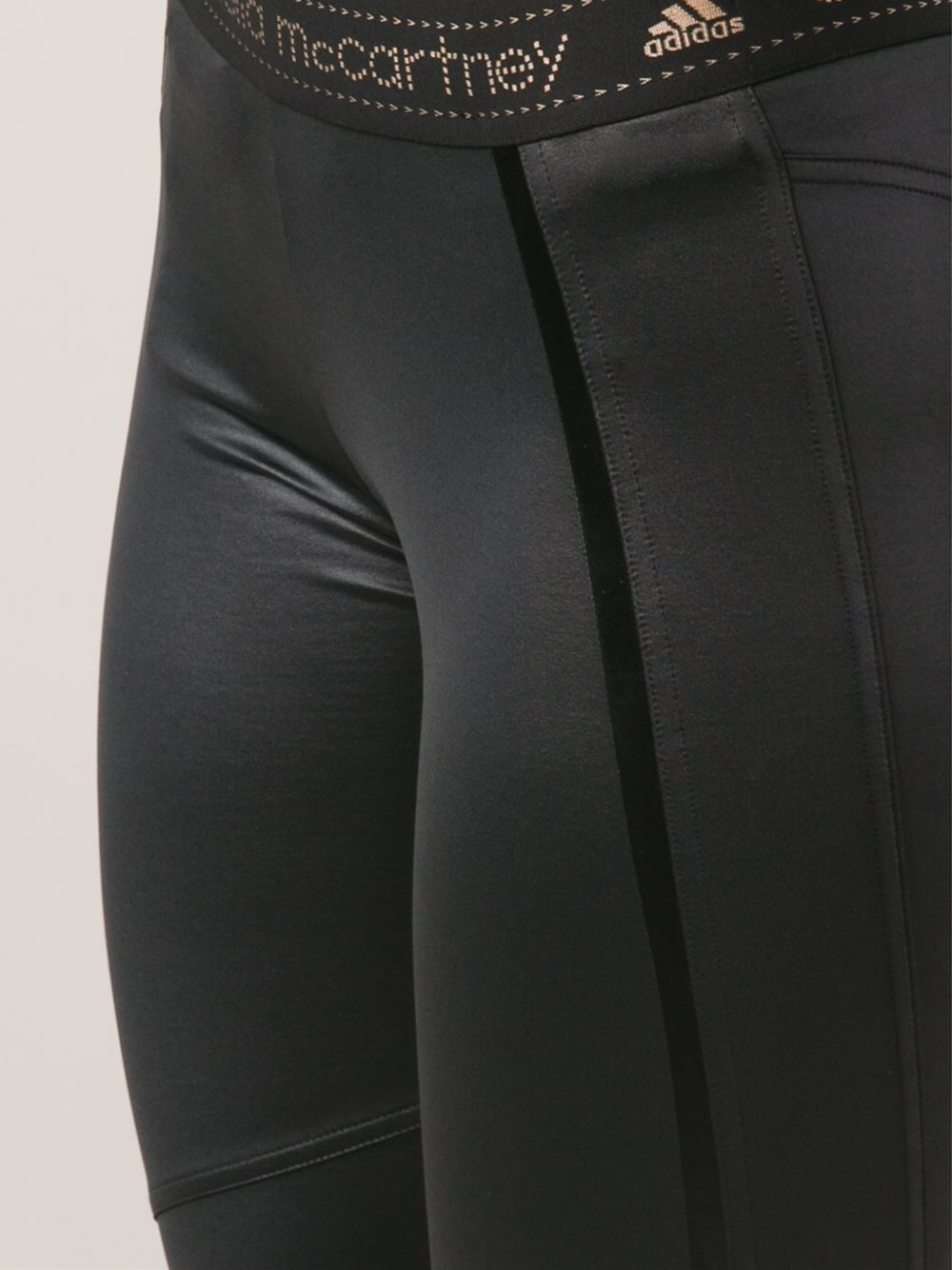 Adidas By Stella Mccartney Run Performance Tight Leggings