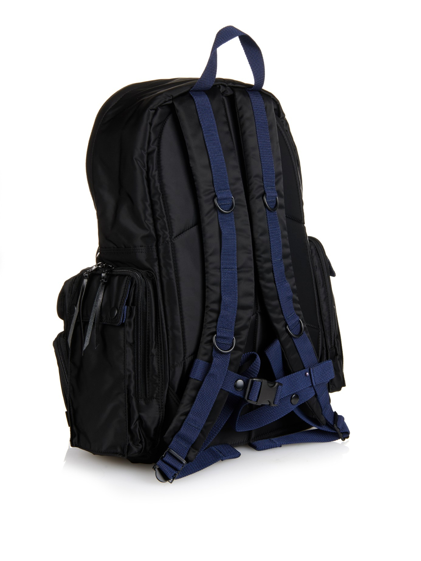Lyst - Undercover Porter Nylon Backpack in