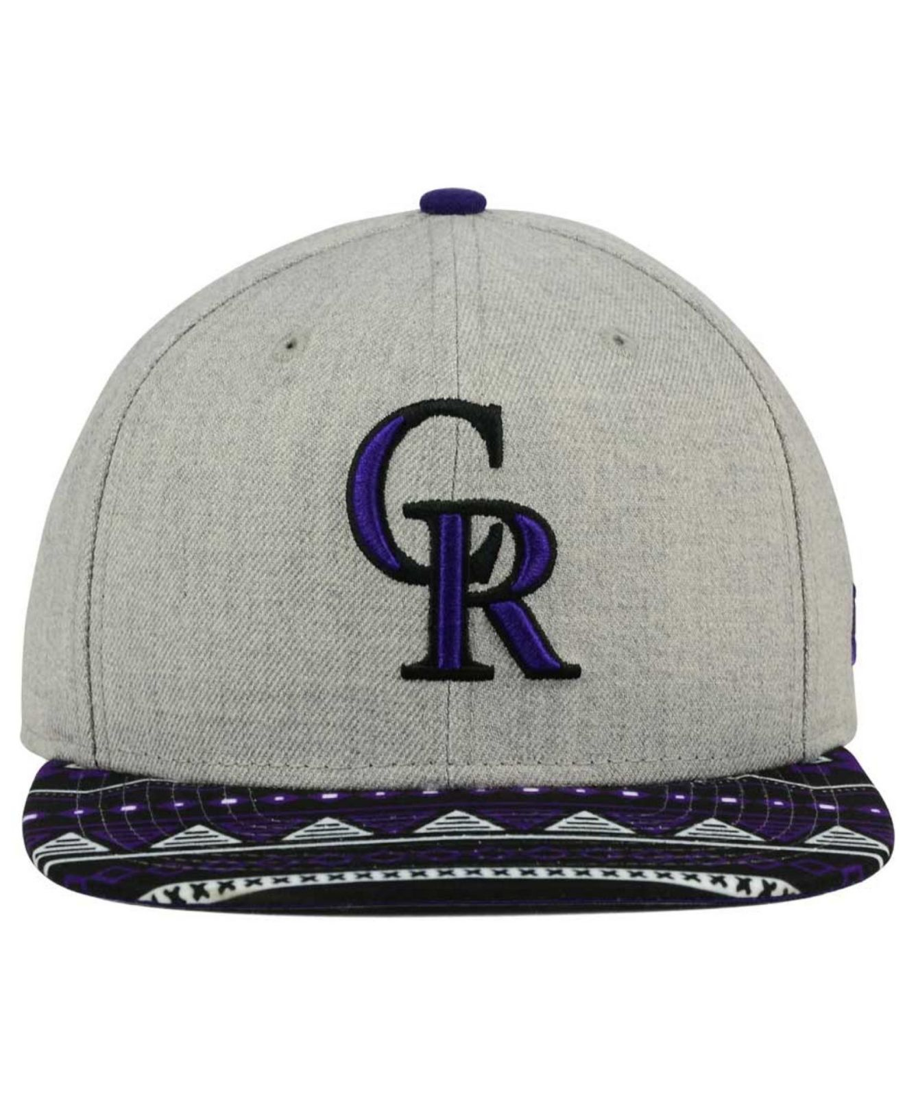 new product f07af e12da best price mlb new york yankees heather hype new era 9fifty heather 77382  5106c  wholesale lyst ktz colorado rockies neon mashup 9fifty snapback cap  in gray ...