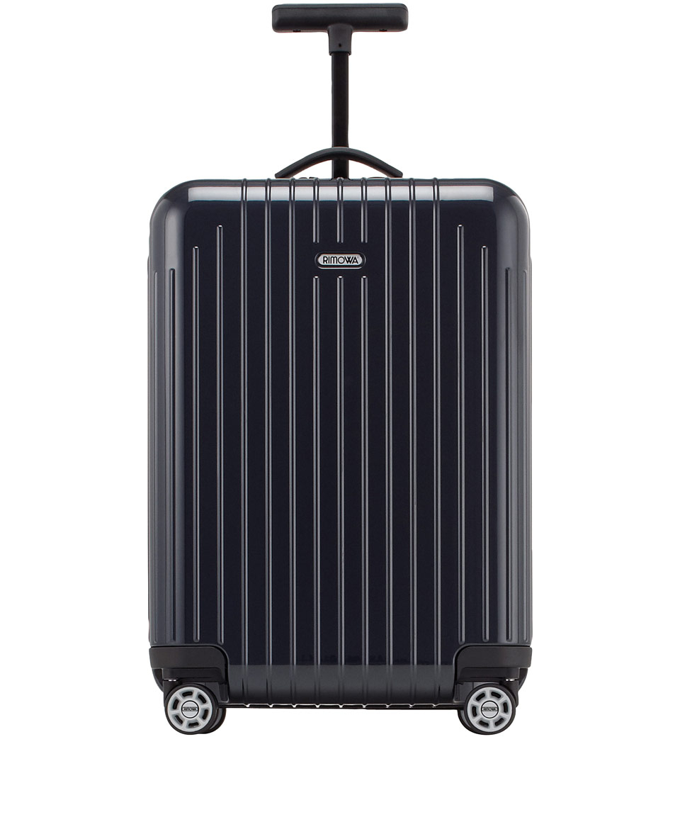 rimowa mini navy salsa air cabin suitcase in blue for men. Black Bedroom Furniture Sets. Home Design Ideas