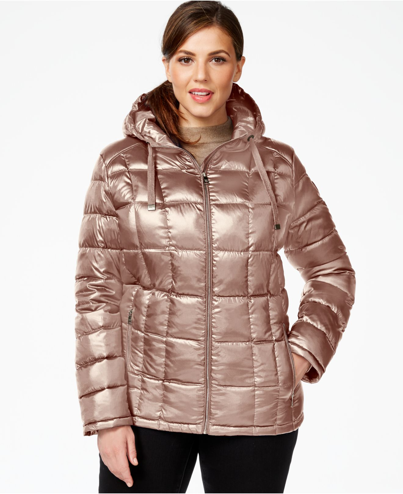Brown Puffer Coat Fashion Women S Coat 2017