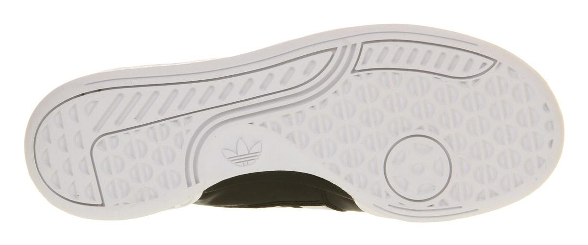 adidas Tennis Court Top Black Run White for Men
