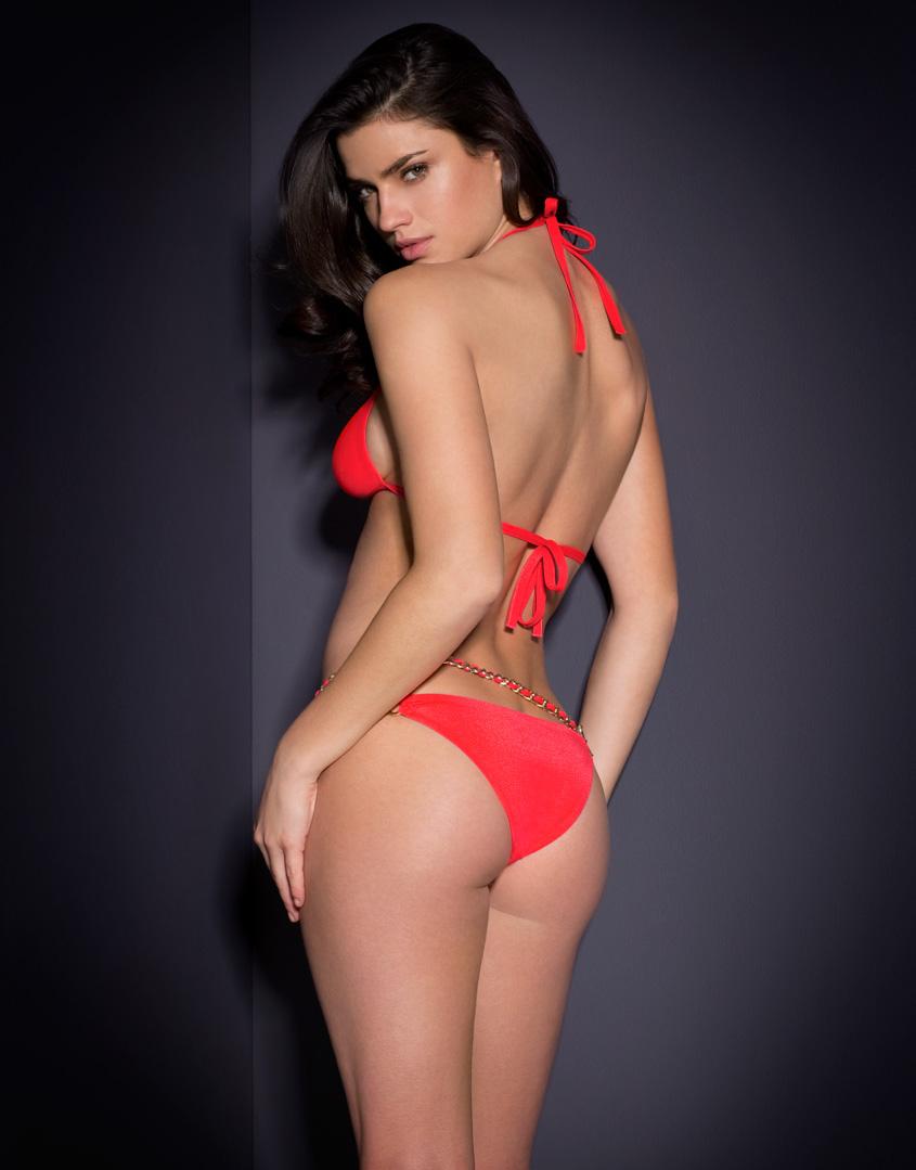 lower price with hot new products 100% genuine Harper Bikini Brief Coral