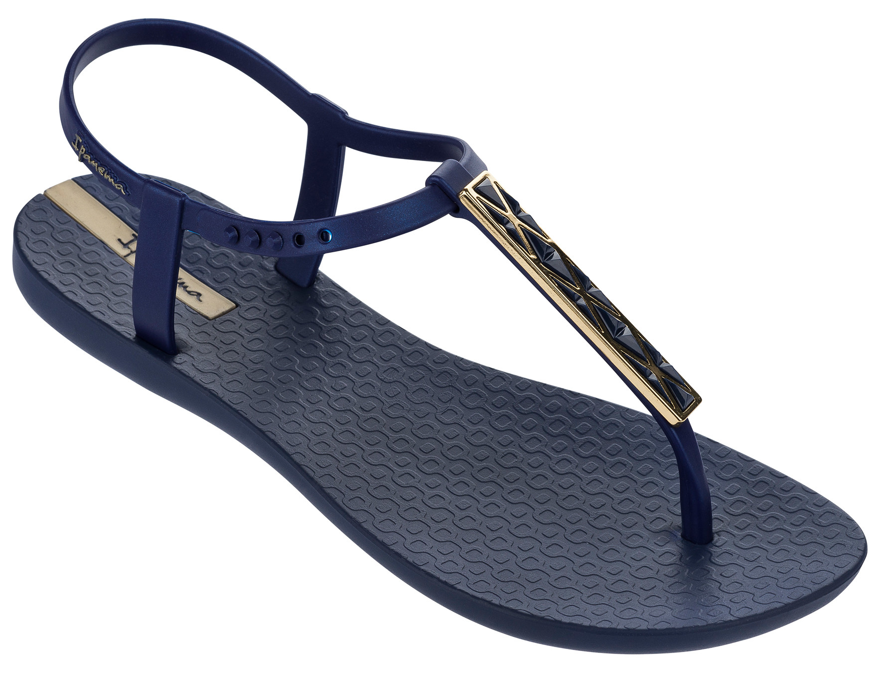 ipanema pietra flip flop in blue lyst. Black Bedroom Furniture Sets. Home Design Ideas