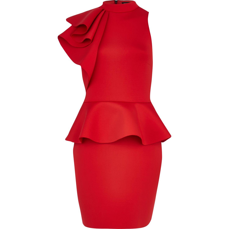 River Island Asymmetric Dresses