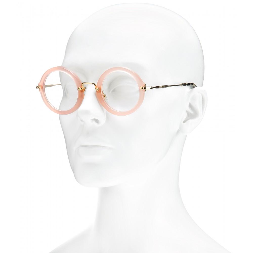 gallery - Miu Miu Glasses Frames