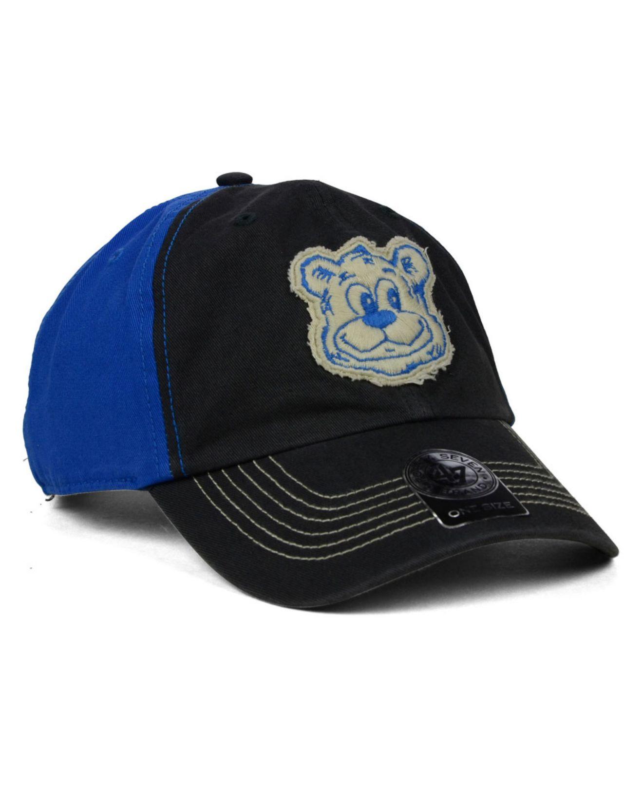 10b3802221435 ... inexpensive 47 brand ucla bruins clean up cap in blue for men lyst  28cb5 e11c1