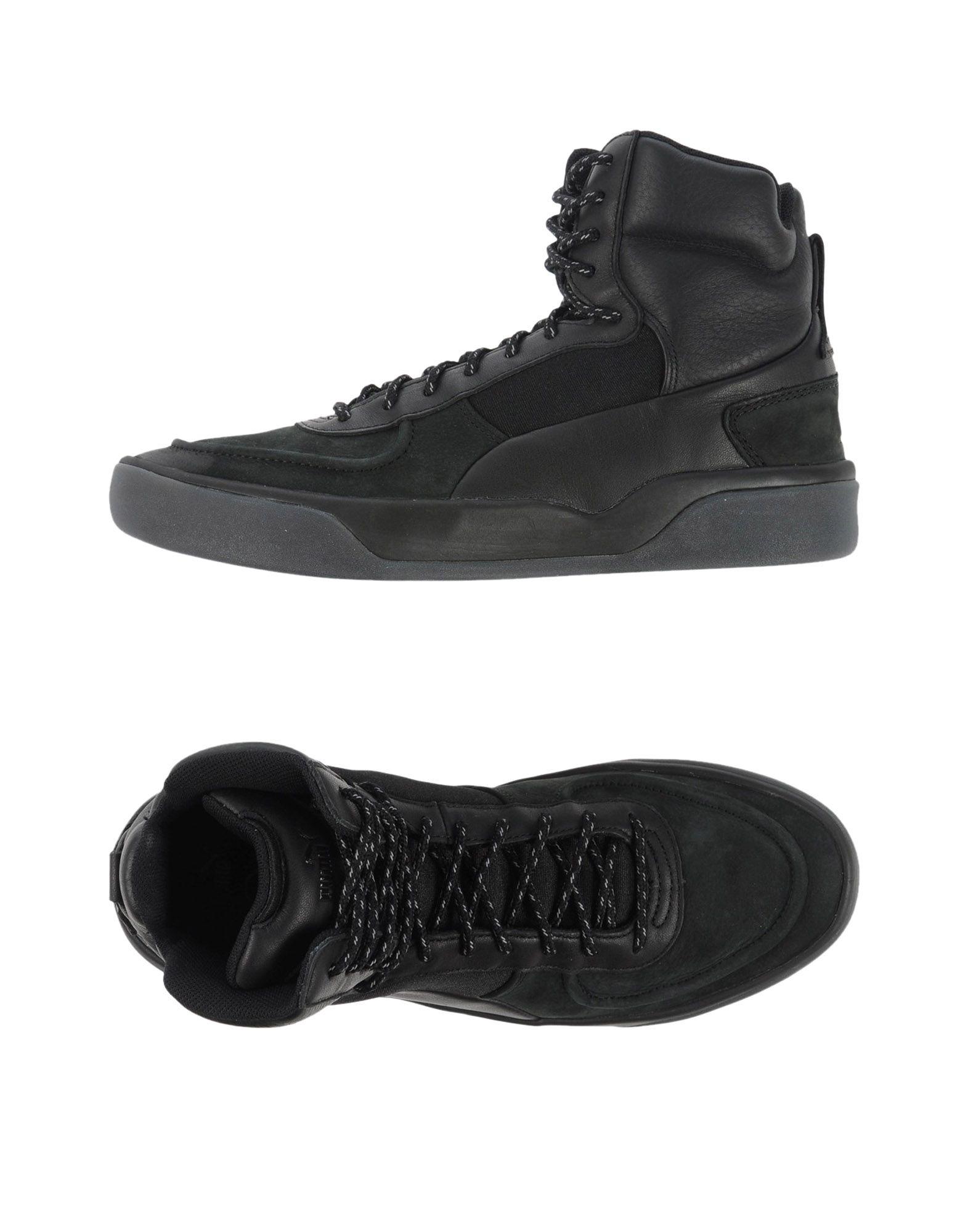 Joe La Puma Black Shoes