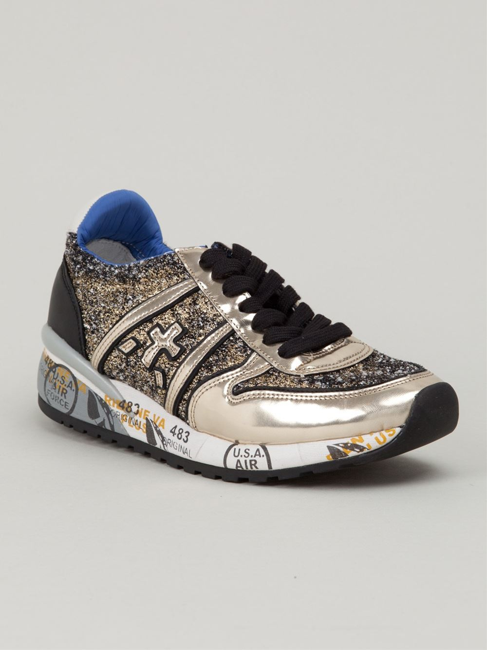 Premiata lace-up sneakers reliable cheap online clearance extremely cheap sale 100% authentic footlocker pictures cheap online XykkkqI