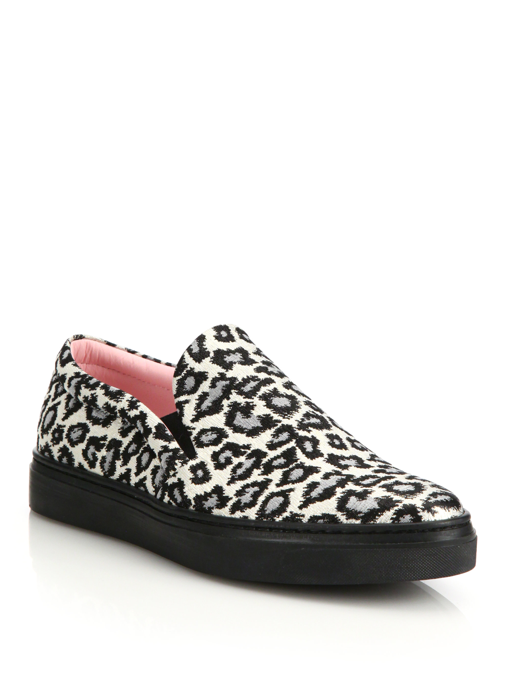animal print slip on sneakers 28 images undercover leopard print ponyskin slip on sneakers. Black Bedroom Furniture Sets. Home Design Ideas