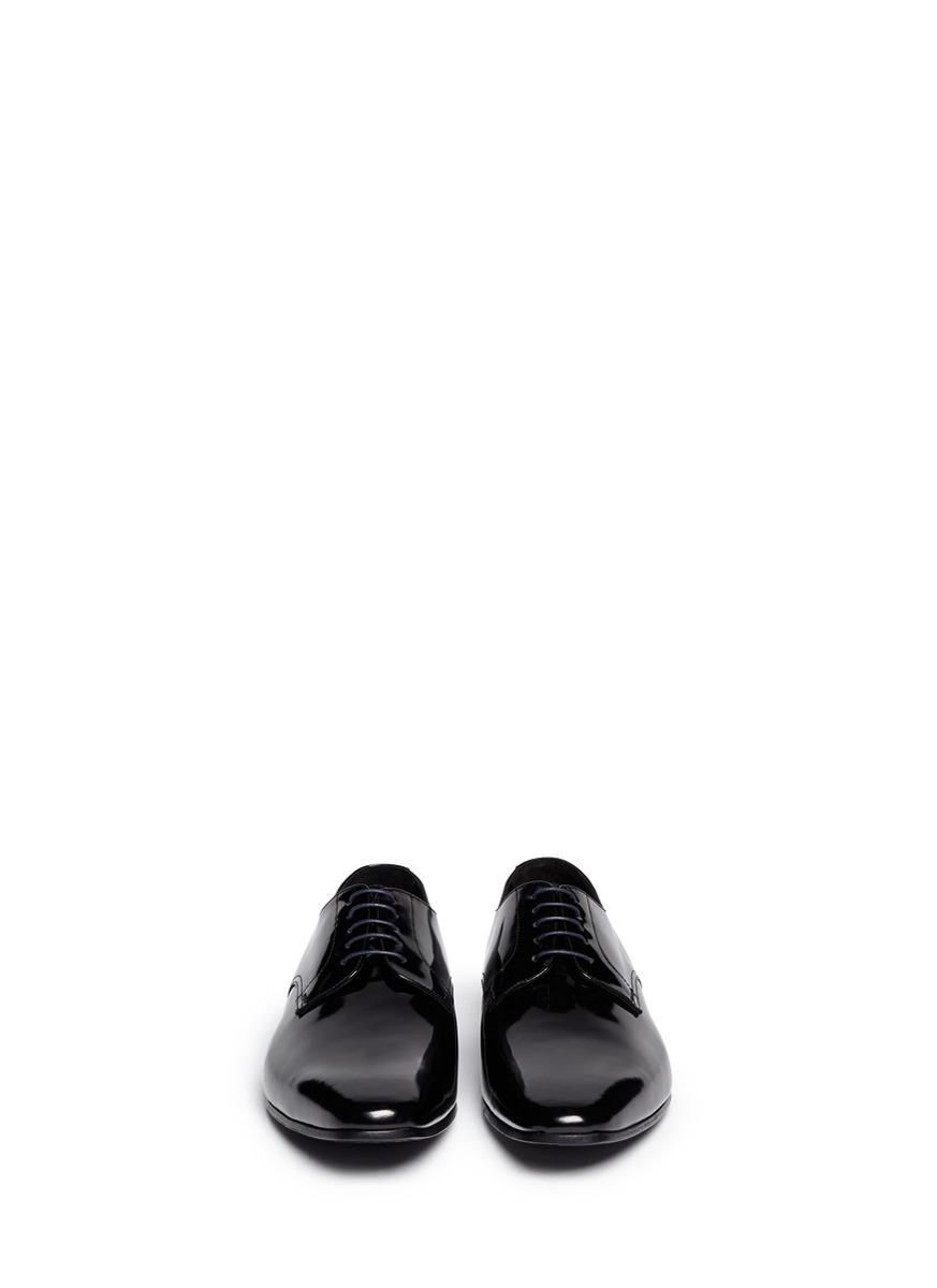 Paul Smith Patent Leather Tuxedo