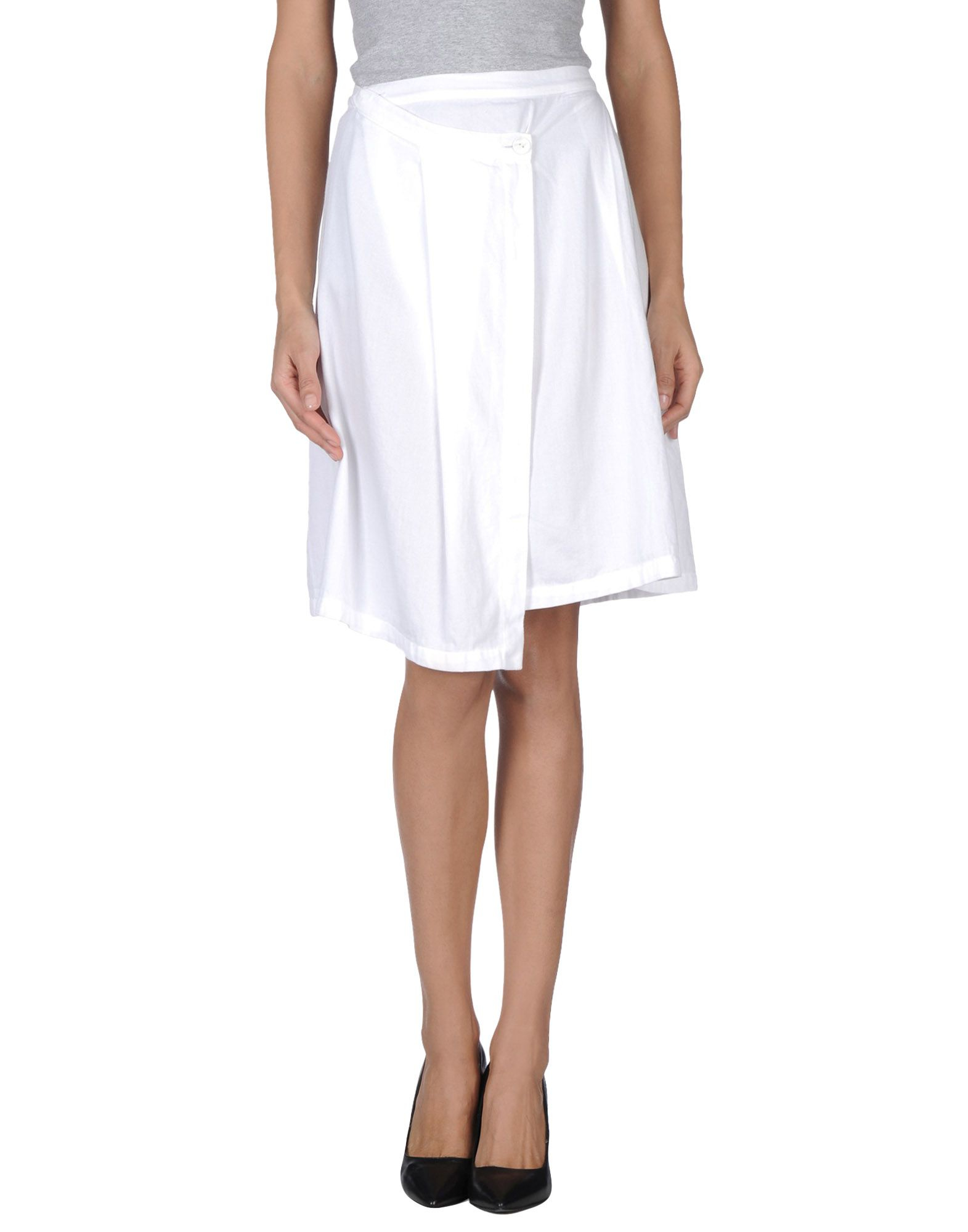 Buy Rust-Blue Knee Length Cotton Skirt - Free Size Online. Extra Long Petite Waist Cotton Off White Skirt with Frills Layers - This is white long cotton skirt with layered frills and machine embroidery ribbons (see pic). Find this Pin and more on Cosas que comprar by Rosana.