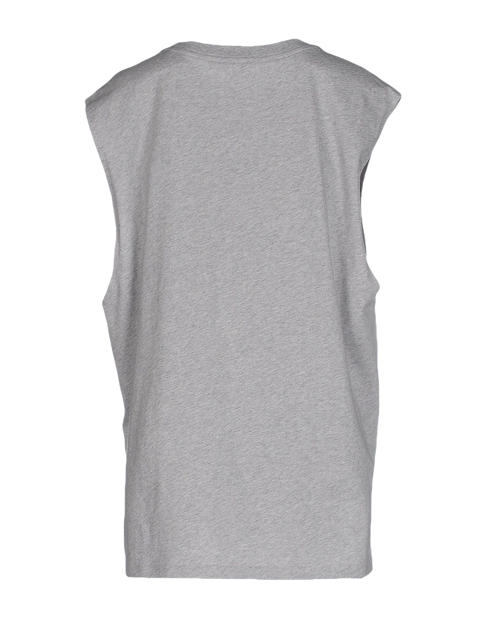 T by alexander wang t shirt in gray lyst for T by alexander wang t shirt