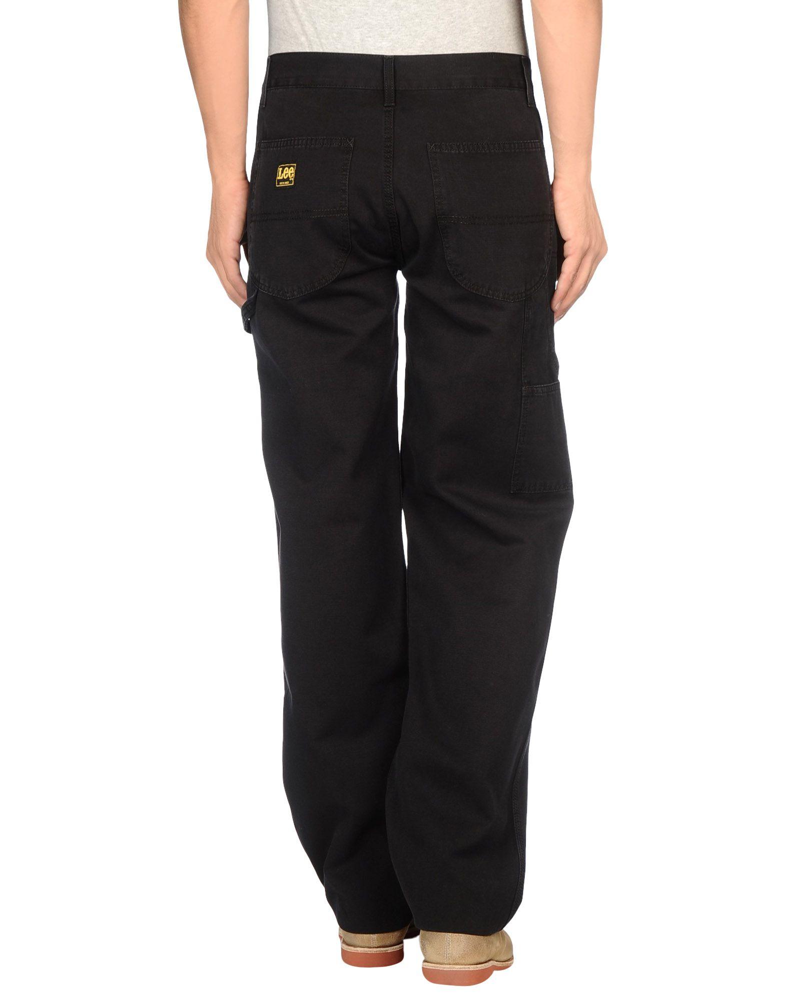 lee black jeans for men - photo #14