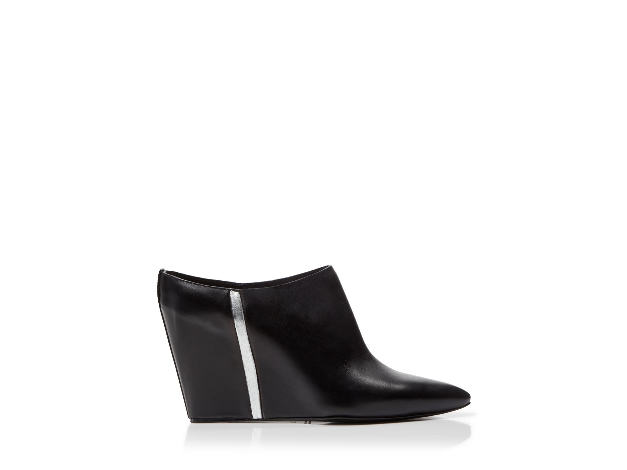 Lyst Costume National Pointed Toe Mule Wedge Booties  sc 1 st  Meningrey & Costume National Mens Shoes - Meningrey