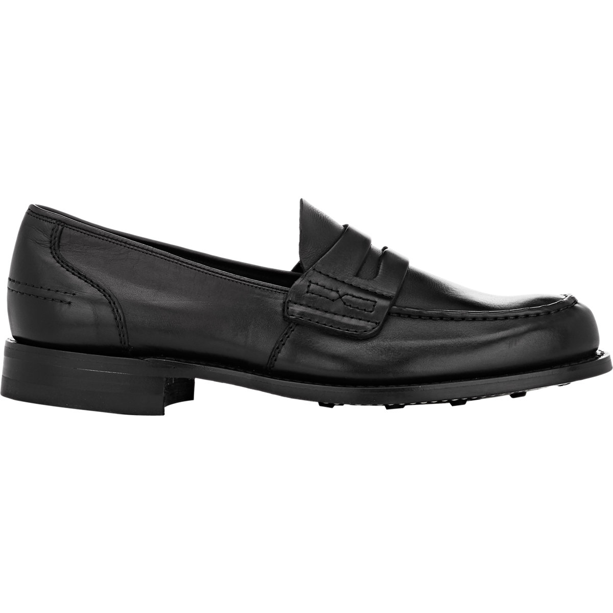 953a43d30e4 Lyst - Church s Neston Penny Loafers in Black for Men