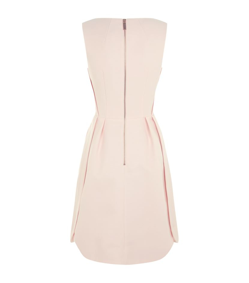 2a6d9cd8d Ted Baker Nuhad Bow Dress in Pink - Lyst