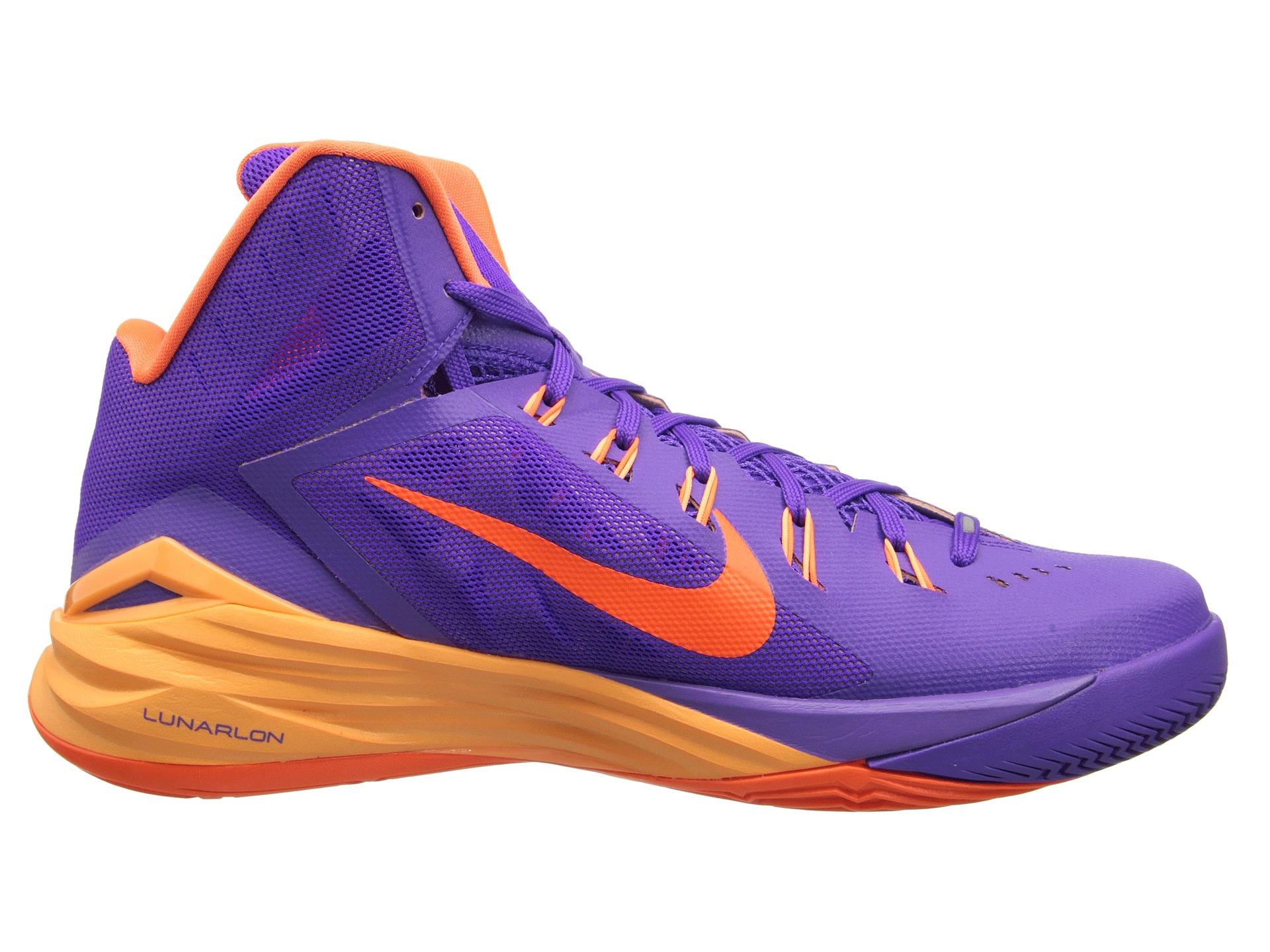 Nike Hyperdunk 2014 In Purple For Men Lyst
