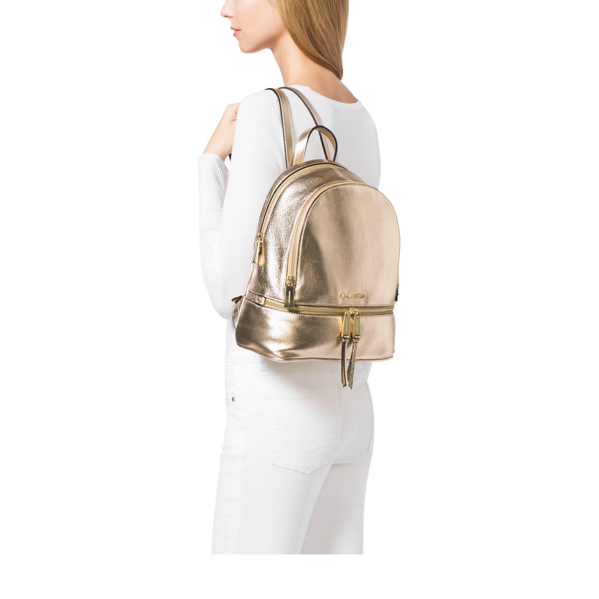 94be7a683e28 Small Rhea Zip Studded Backpack- Fenix Toulouse Handball