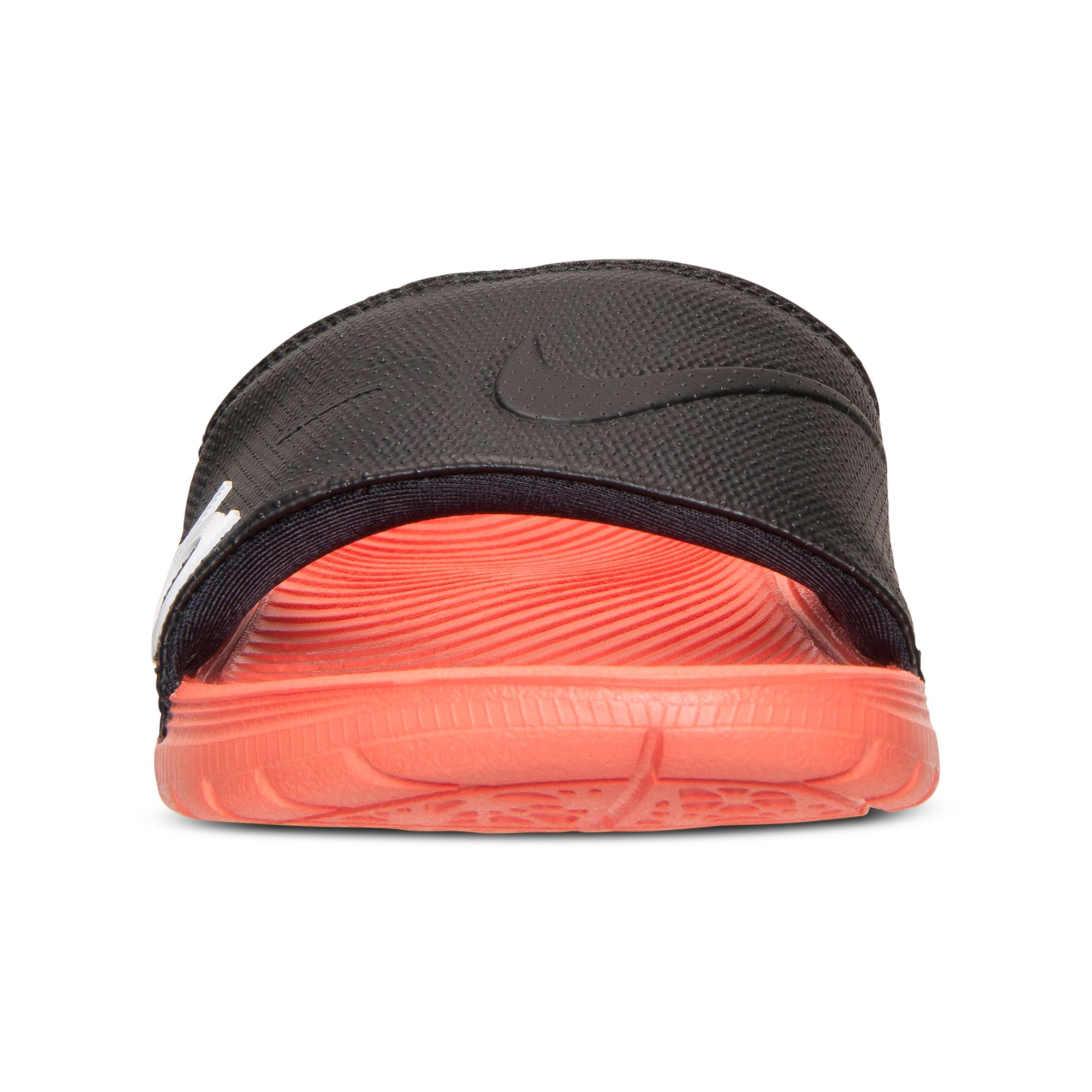 Nike Mens Solarsoft Kd Slide Sandals From Finish Line In