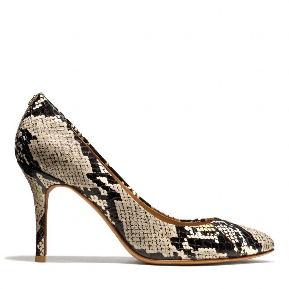 Coach Shoes Heels