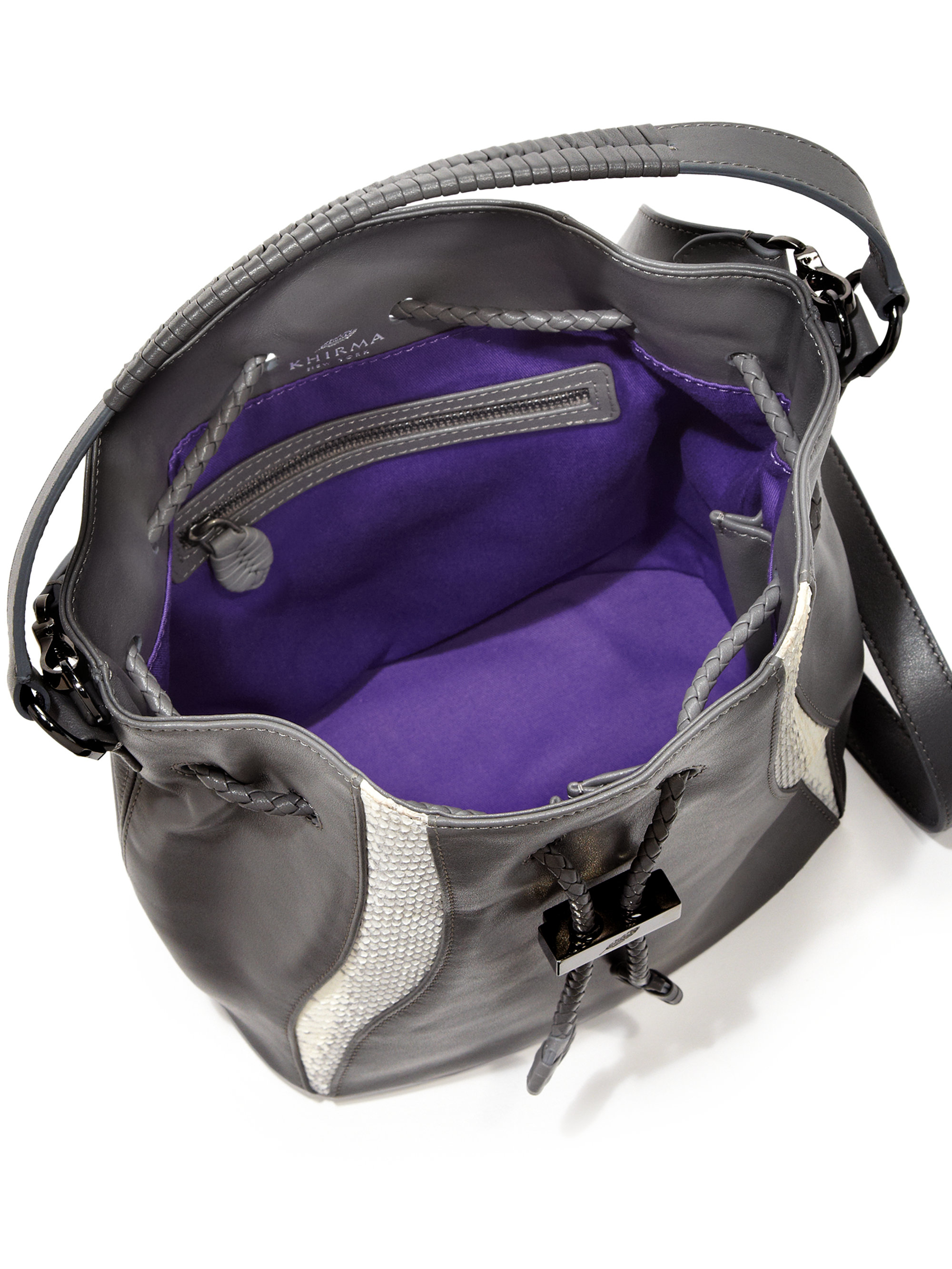 celine mini bucket bag