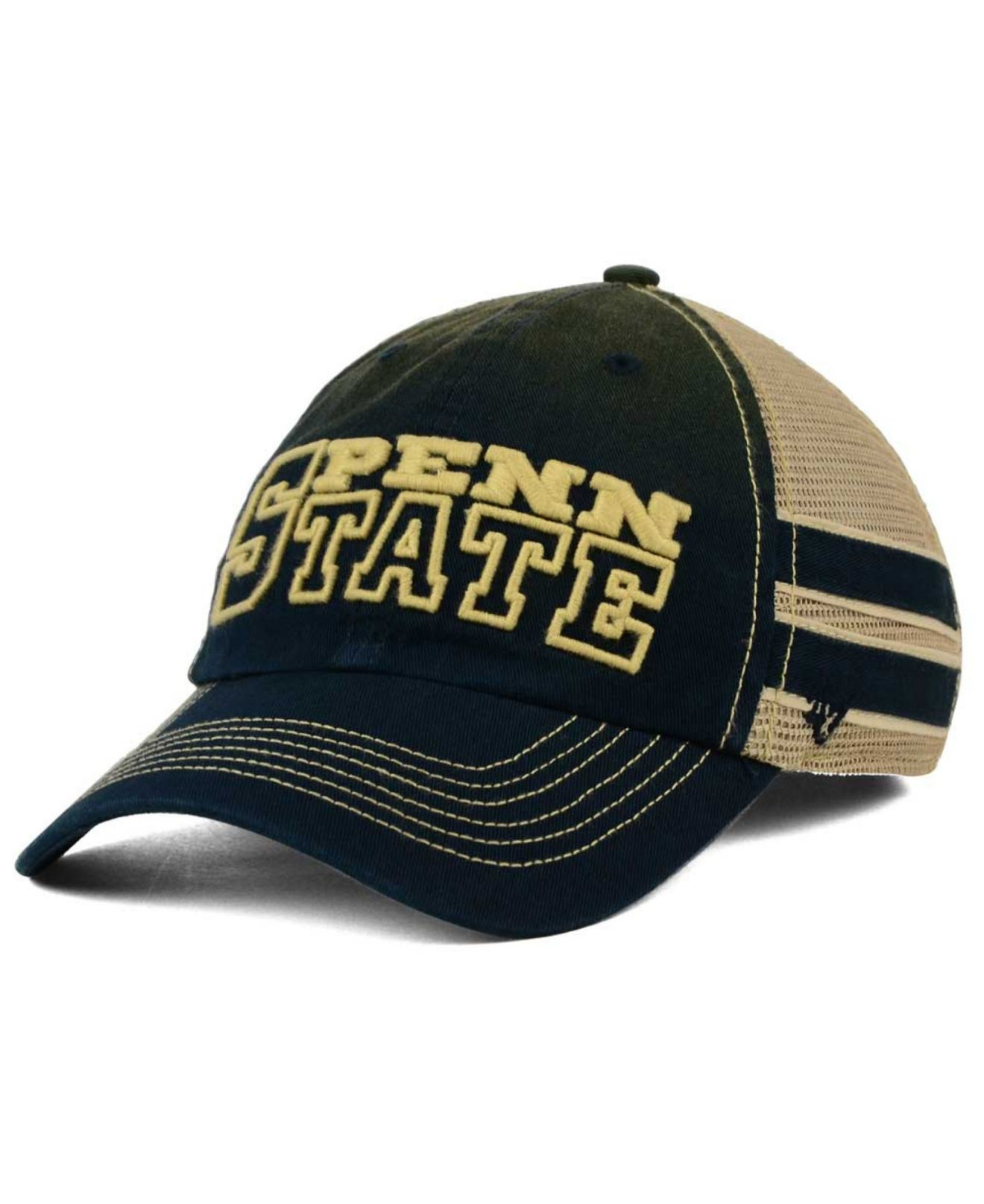 huge selection of 83feb ea033 Lyst - 47 Brand Penn State Nittany Lions Mackinack Meshback Cap in ...