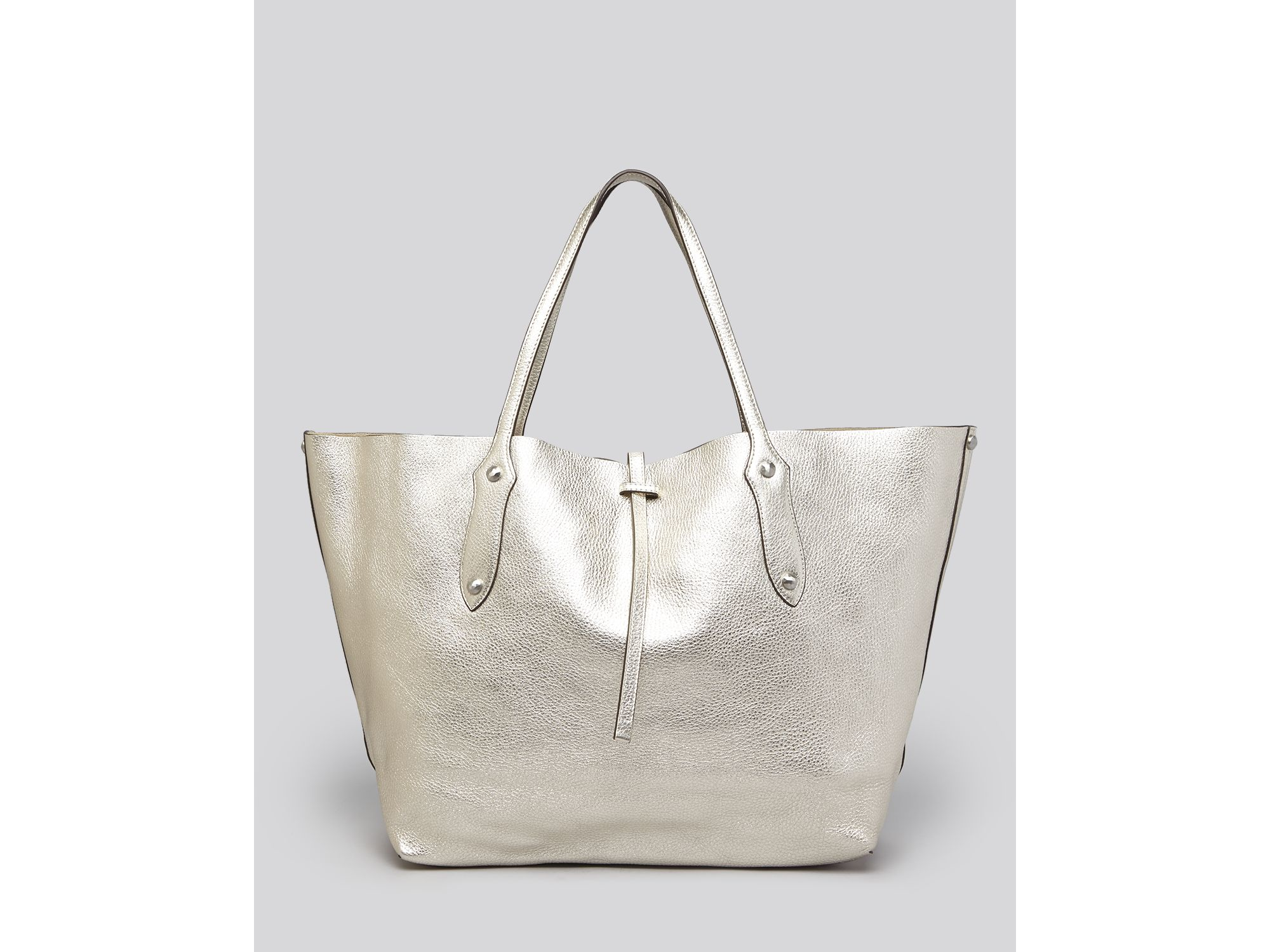 Annabel Ingall Isabella Large Metallic Leather Tote Best Sale Cheap Online Get Online HR9cOoL