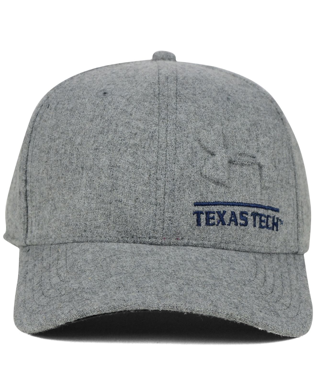 13919955953 Lyst - Under Armour Texas Tech Red Raiders Grayout Stretch Cap in ...