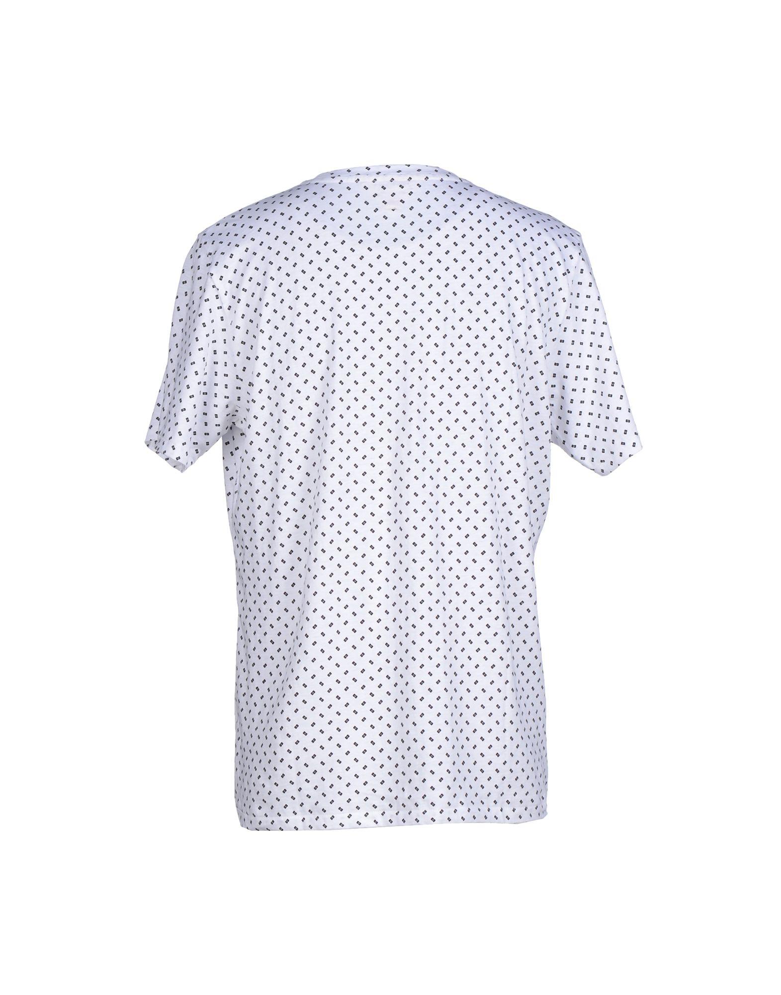 Rag bone t shirt in white for men lyst for Rag and bone t shirts