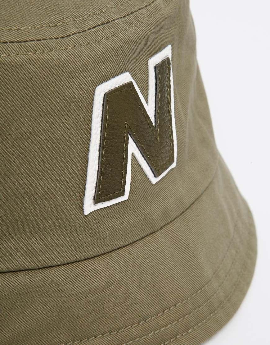 0107ab57c6688 New Balance Glasto Bucket Hat in Green for Men - Lyst