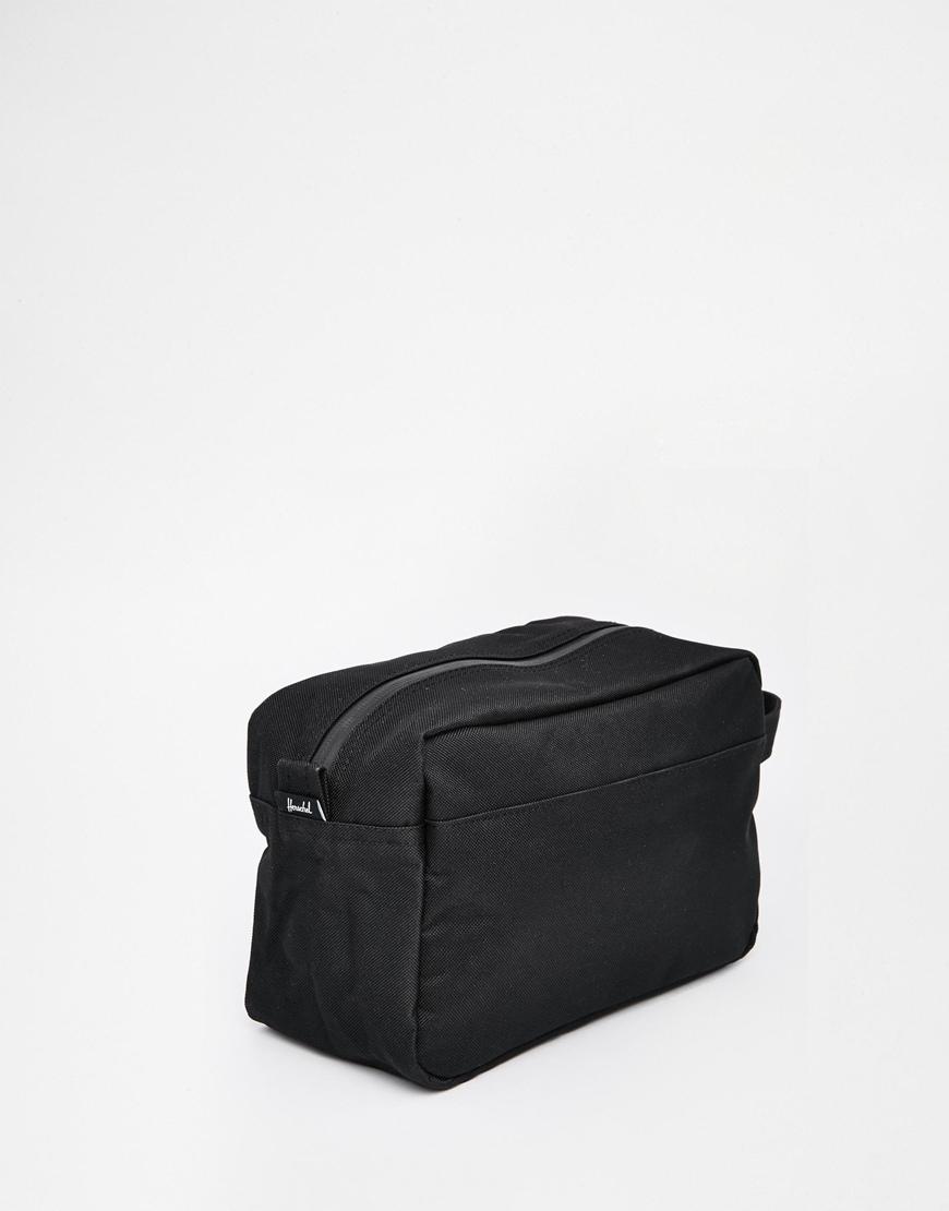 332c531af23b Lyst - Herschel Supply Co. Chapter Wash Bag in Black for Men