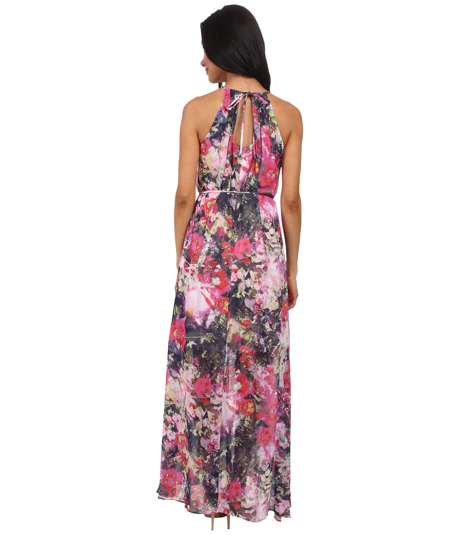Maggy london maxi dress