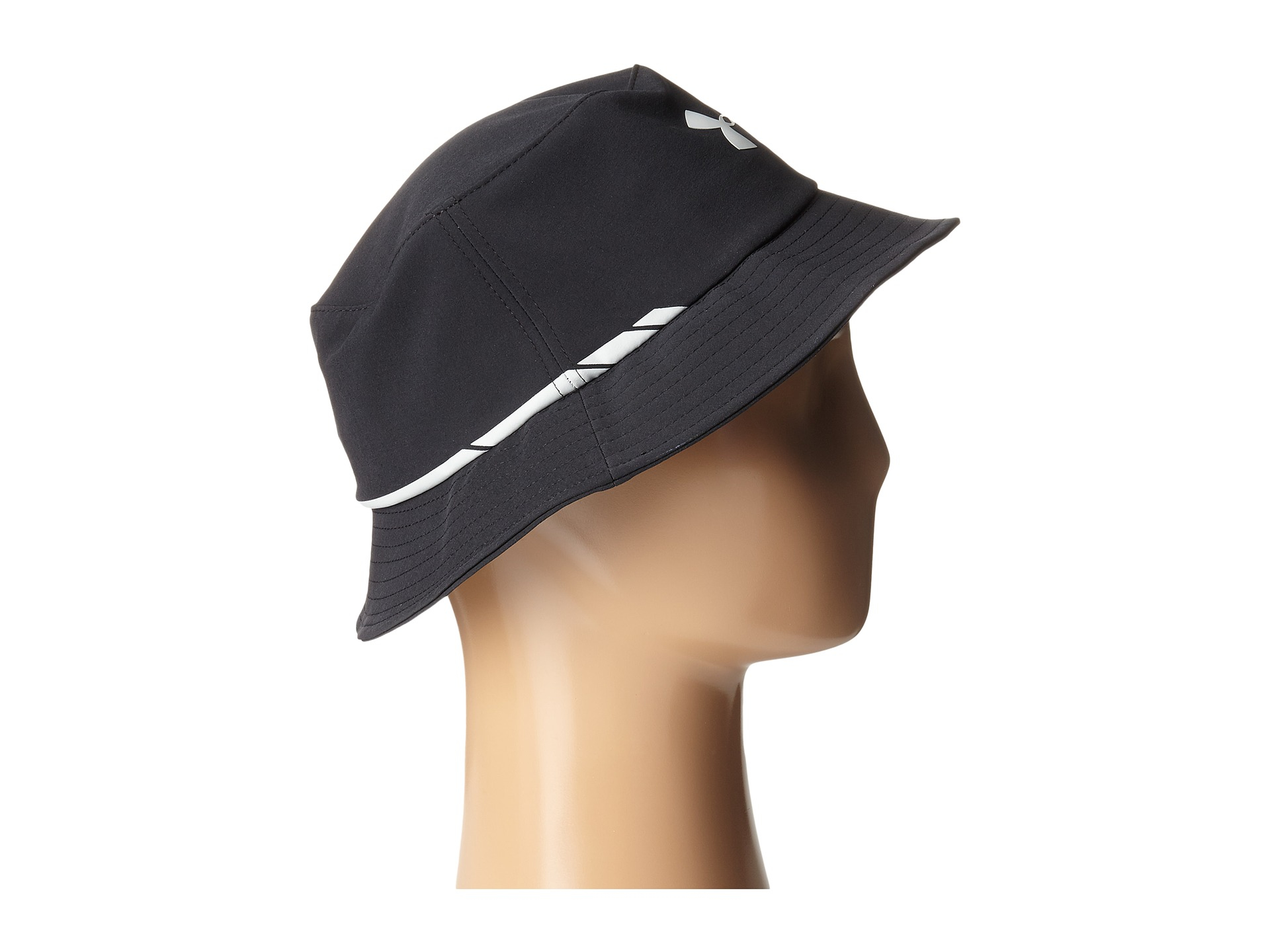 67a6bdd668e Lyst - Under Armour Ua Elements Bucket Hat in Black for Men