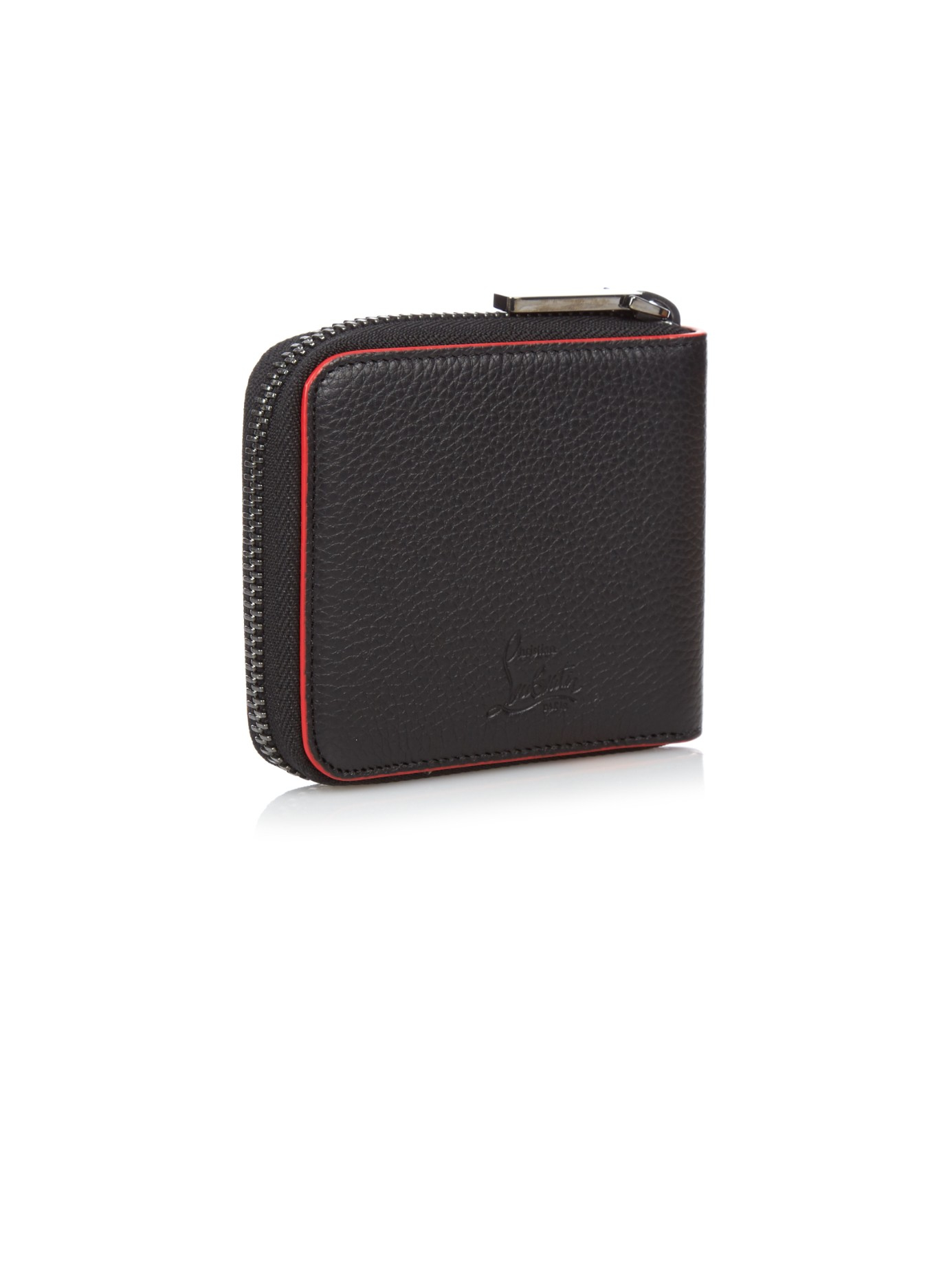 f247c9e2100d Lyst - Christian Louboutin Empire Square Spiked Wallet in Black for Men